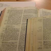Bibeln quadratisch